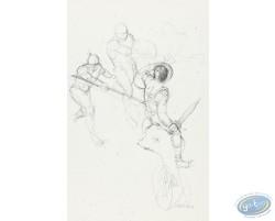 Murena sketch : Fight