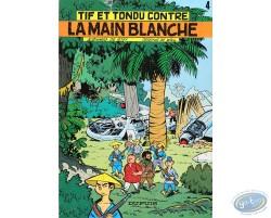 La Main Blanche (nearly good condition)