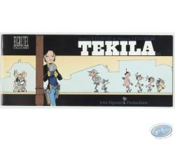 Tekila, Eigrutel Collector's N°1