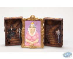 Resin statue, Harry Potter : Fat lady Miror