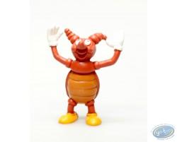 Plastic figure, Ferdy la fourmi : The scarabee