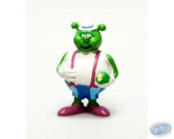 Plastic figure, Ferdy la fourmi : The green beetle
