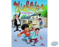 Diablitos volume 1 - immediate School fees!