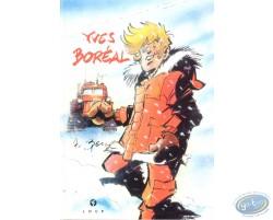 Yves Boréal - So much takes the blizzard