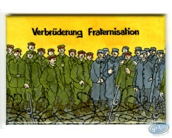 Magnet : Verbrüderung - Fraternisation