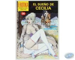 Erotika Comics, El sueno de Cécilia, Erich Von Gotha