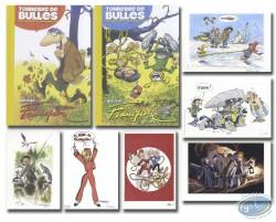Tonnerre de Bulle : Spécial Franquin (Edition de luxe)