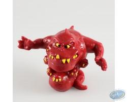 Fang' red monster.