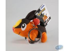 Pluch keyring, Pokemon : Tepig