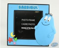 Photo frame blue, Barbibul