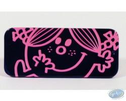 Little drugs box, Little Miss Sunshine (black/pink)