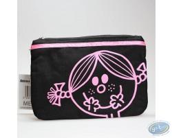 Toilet bag, Little Miss Sunshine : Black