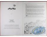 Limited First Edition, Maîtres de l'Orge (Les) : Jay (dedication)
