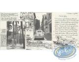 Bookplate Offset, Caroline Baldwin : Investigation in La Havana