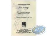 Post Card, Tex Avery : Tex Avery - Card invitation exhibition