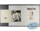 Listed European Comic Books, Sand de Lune : Sang Marelle (nearly good condition + bookplate)