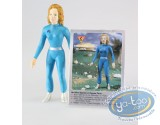 Plastic Figurine, Alien :  Nordic Alien + collectible card