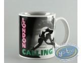 Tableware, Mug, The Clash : London Calling