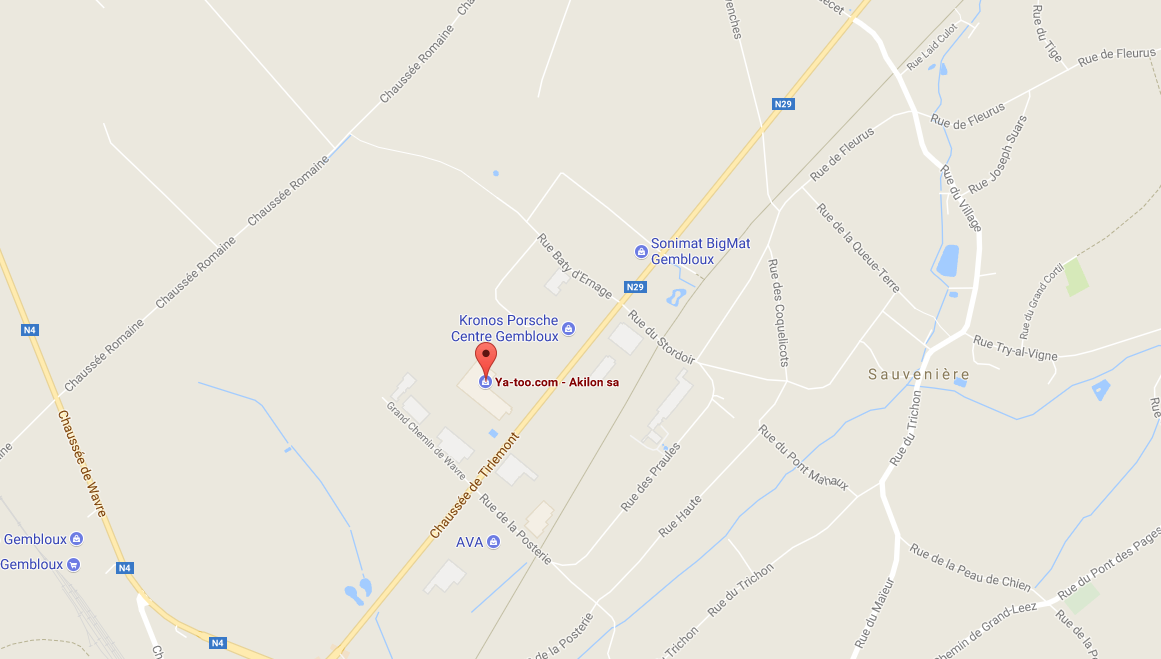 Google maps Ya-too.com