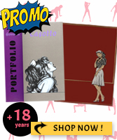 Promo ADULT EUROPEAN COMIC BOOKS