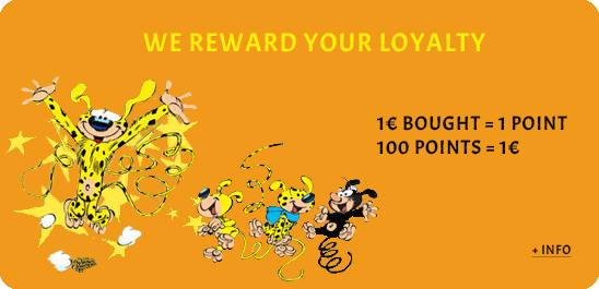 We reward your loyalty