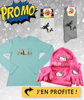 Promo sur les vêtements d'hiver