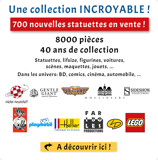 Une incroyable collection