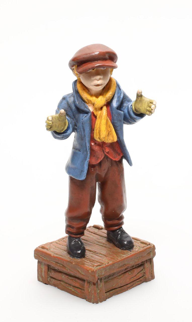 Statuette résine Peter Pan Peter (Londres) Attakus
