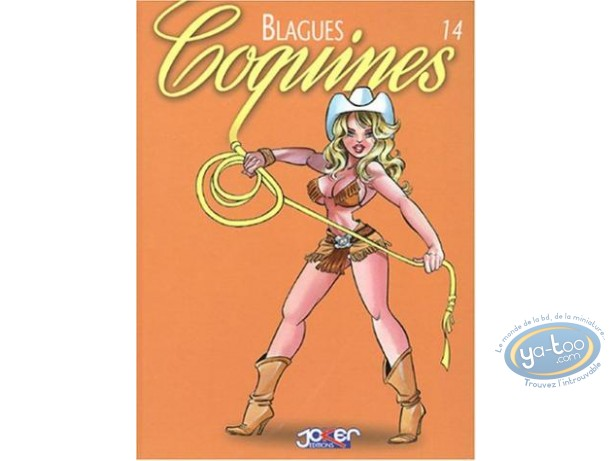 BD adultes, Blagues Coquines : Blagues Coquines