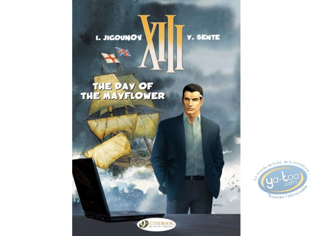 BD prix mini, XIII : The Day of The Mayflower