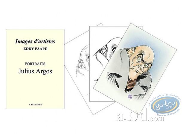 Portfolio, Luc Orient : Portrait Argos