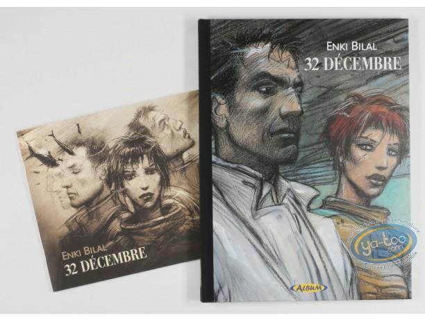 Edition spéciale, Sommeil du Monstre (Le) : Le Sommeil du Monstre : 32 Décembre