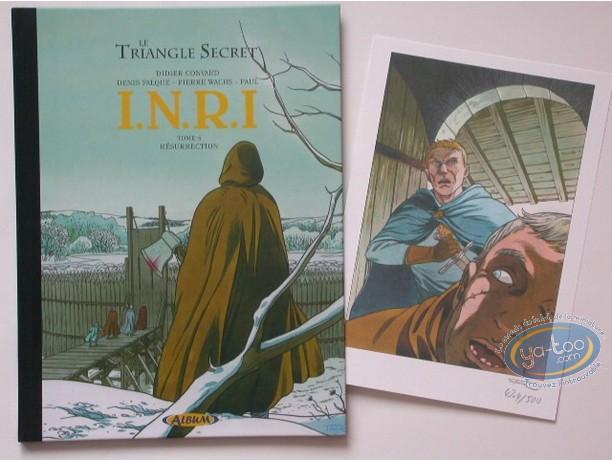Album de Luxe, I.N.R.I. : Résurrection
