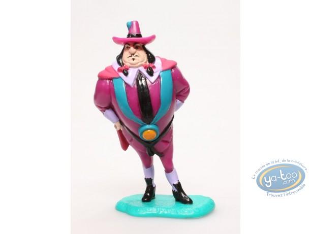 Figurine plastique, Pocahontas : Gouverneur Ratcliffe, Disney