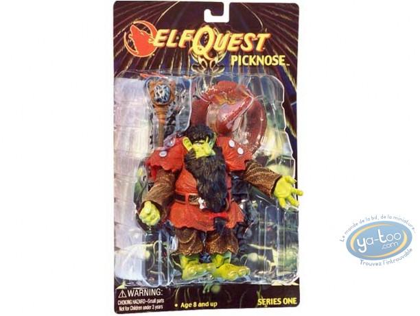Action Figure, Elfquest : Picknose
