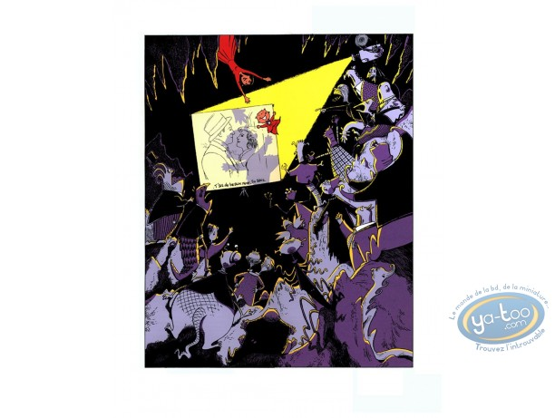 Affiche Sérigraphie, Benito Mambo : Benito Mambo