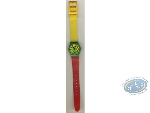 Horlogerie, Babar : Montre enfant, Babar bracelet plastique (petit format)