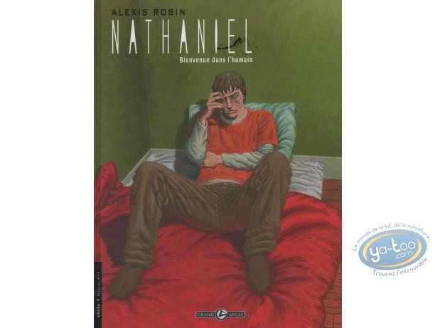 BD prix mini, Nathaniel : Bienvenue dans l'humain