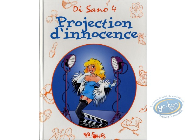 BD adultes, Pin-Up : Projection d'innocence