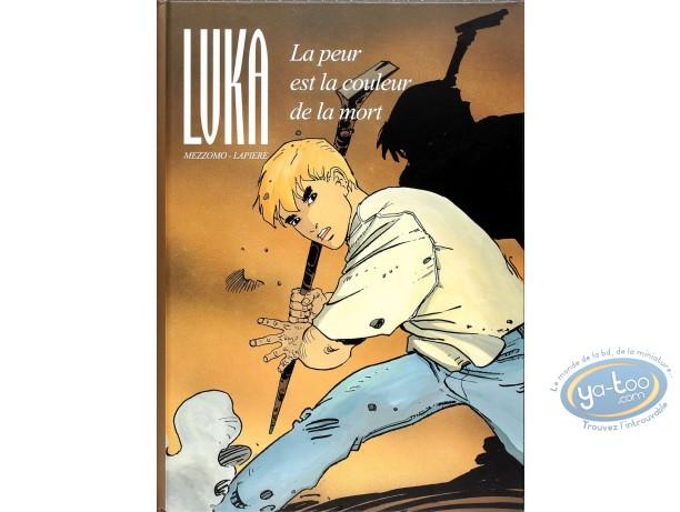 Tirage de tête, Luka : La Peur est la Couleur de la Mort