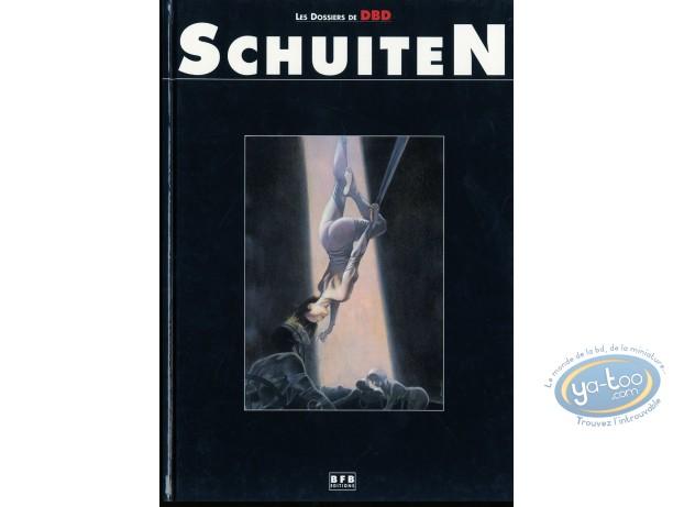 BD prix mini, Dossiers de DBD (Les) : Schuiten