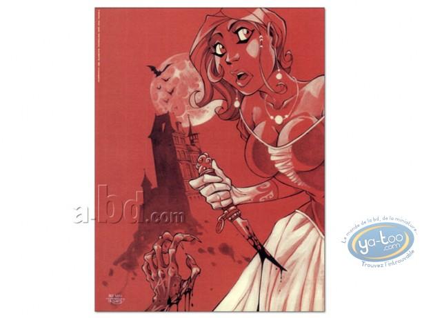 Affiche Offset, Arcanes du Midi-Minuit (Les) : Jenna Mc Kalan