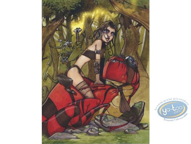 Affiche Offset, Robin Hood : Loche, Robin Hood