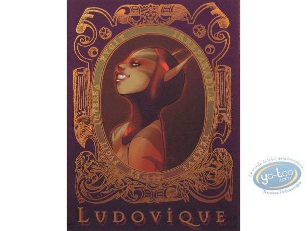 Affiche Offset, Sky Doll : Ludovique