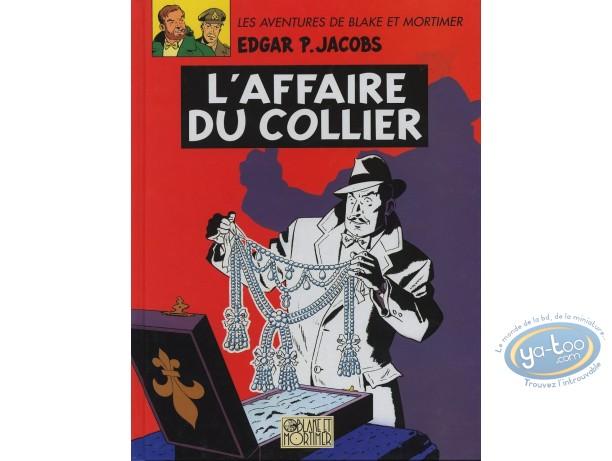 Album de Luxe, Blake et Mortimer : L'affaire du collier