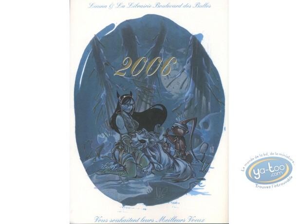 Ex-libris Offset, Luuna : Kéramidas, Luuna : 2005