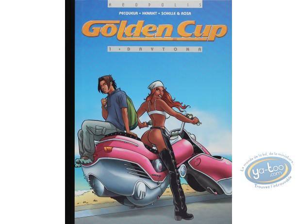 Edition spéciale, Golden Cup : Daytona