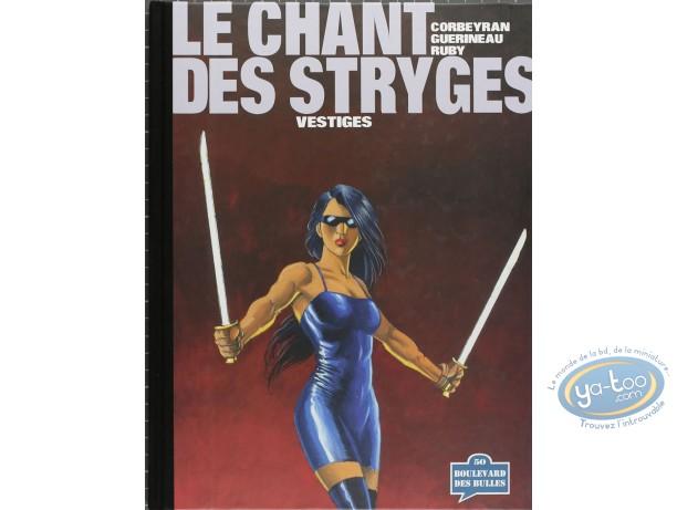 Edition spéciale, Chant des Stryges (Le) : Vestiges