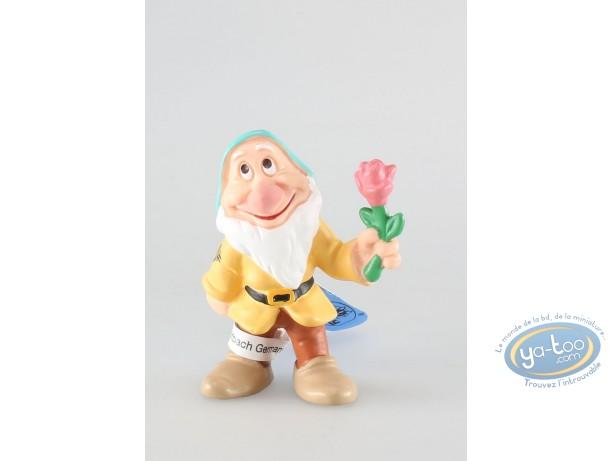 Figurine plastique, Blanche Neige : Timide, Disney