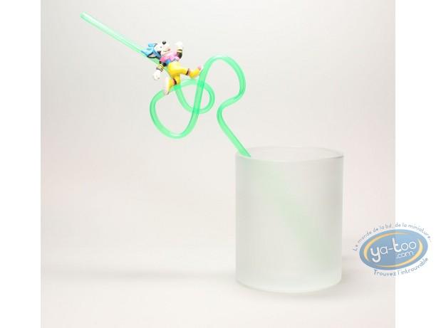 Art de la Table, Mickey Mouse : Paille, Disney, Minnie courant, Disney